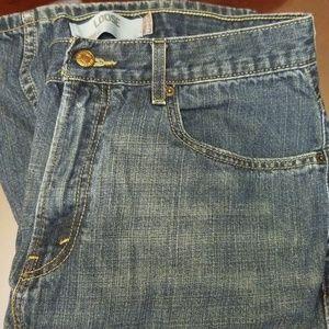 Men's Levi's 569 shorts